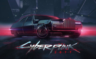 Just One Month Left Until Cyberpunk 2077